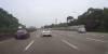 DQN運転 強引に追い越し車線入るから・・。