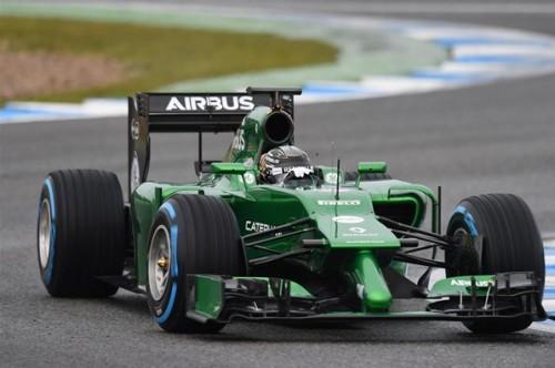 F1 ケーターハム