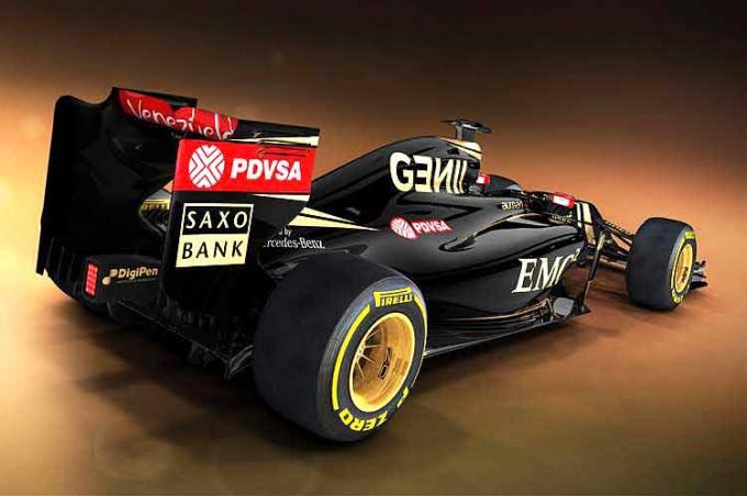 Lotus-E23-4