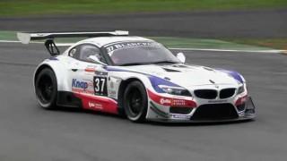 骨で感じろ! BMW Z4 GT3の爆音V8エンジンサウンド