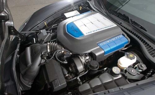 ZR1 engine