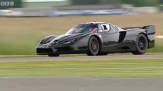 ミハエル・シューマッハ私物のフェラーリFXXでトップギアサーキットを走ったら余裕の1位だった件