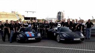 【市販車最速】ポルシェ918スパイダーでニュルブルクリンクのラップタイム記録を更新してみた