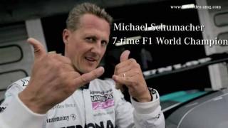 【試乗】ミハエル・シューマッハ先生がSLS AMG GT3を紹介するよ