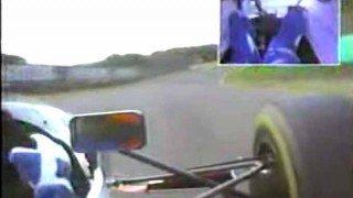 【驚愕】F1マシンのヒール&トゥ早すぎワロタwww