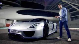 【動画】アブダビサーキットでお値段9500万円のポルシェ918スパイダーに試乗!(トップギア シーズン21)