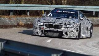2016年のスーパーGTで初音ミクM6GT3が来る!? BMWが新たな開発車両を発表