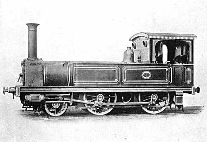 1号機関車