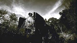 【泣く】人々から忘れられ、悲しそうに最期を迎えようとするC5599型 蒸気機関車