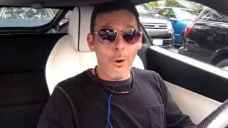 【動画】うほっw レンタカー借りに行ったらLiberty Walk LB Performance, フェラーリ458イタリアに乗れちゃった!!