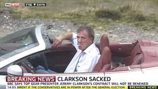 【悲報】トップギア司会者 ジェレミー・クラークソンが起こした喧嘩騒動で、解雇決定.. ハモンドやジェームズも参加しない方針?