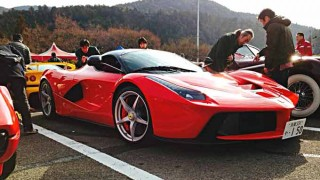 日本にあったの!? 国内でラ・フェラーリが目撃される
