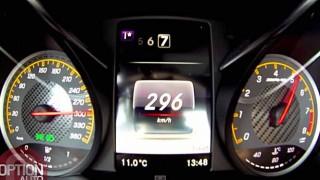 【動画】ブルァァ!!! お値段1950万円の2015年型 メルセデスAMG GT Sで○○○km/hまでフル加速!! 簡単なスペックも。
