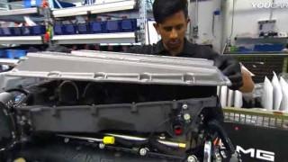 【動画】メルセデスAMGのエンジン製造工場に潜入! 一人のエンジニアがV8エンジンを手作りで組み立てる行程がカッコイイ!